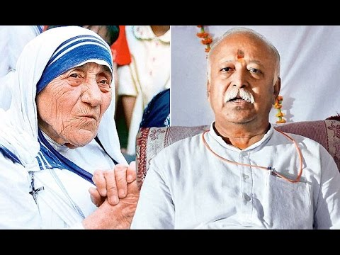 Mother Teresa A Soul : Controversy On Her Service For Poor