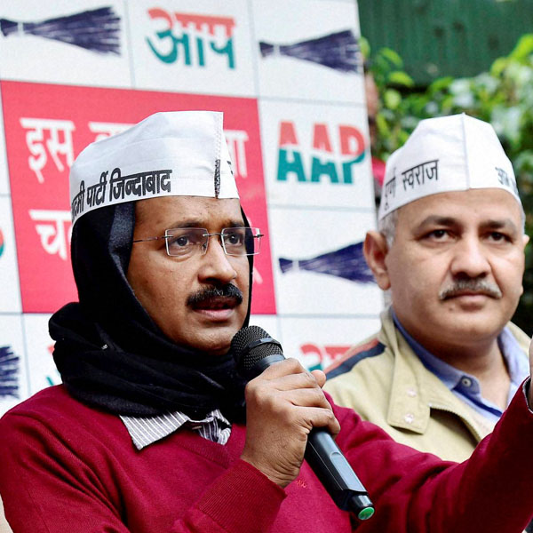Delhi AAP govt announces 50% cut in power tariff & free water 20,000 litres