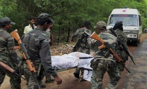 2 Crpf soldier Injured in Naxal Bomb blast today at Raipur,chattisgarh