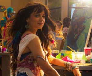 Kangna Ranaut's Arty Look in Katti Batti