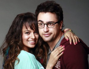 Kangna Ranaut's Arty Look Revealed in Upcoming Movie Katti Batti