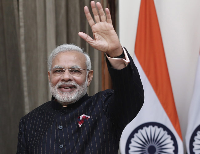 Judiciary Is A Divine Profession Which Empowered With Technology Says By PM Narendra Modi