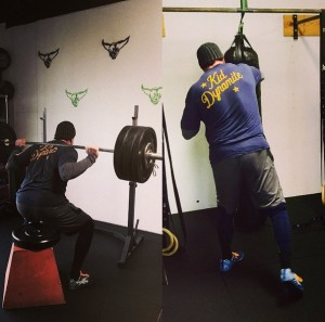 Will The Undertaker Training for His Wrestlemania 31 Returns 29.03.2015
