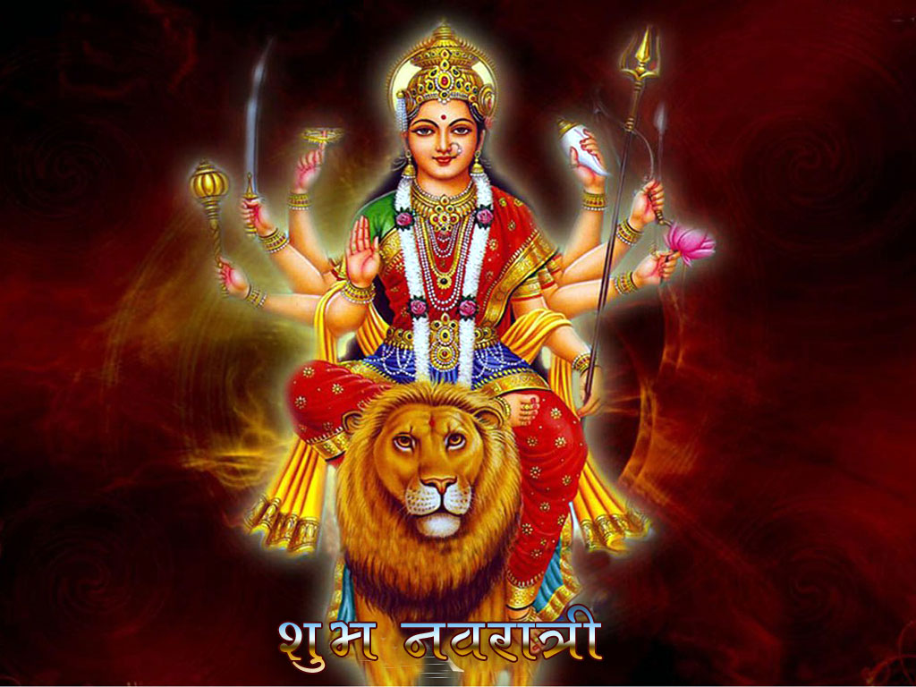 2019! Happy Shubh Navratri Hd Wallpapers Fb Images