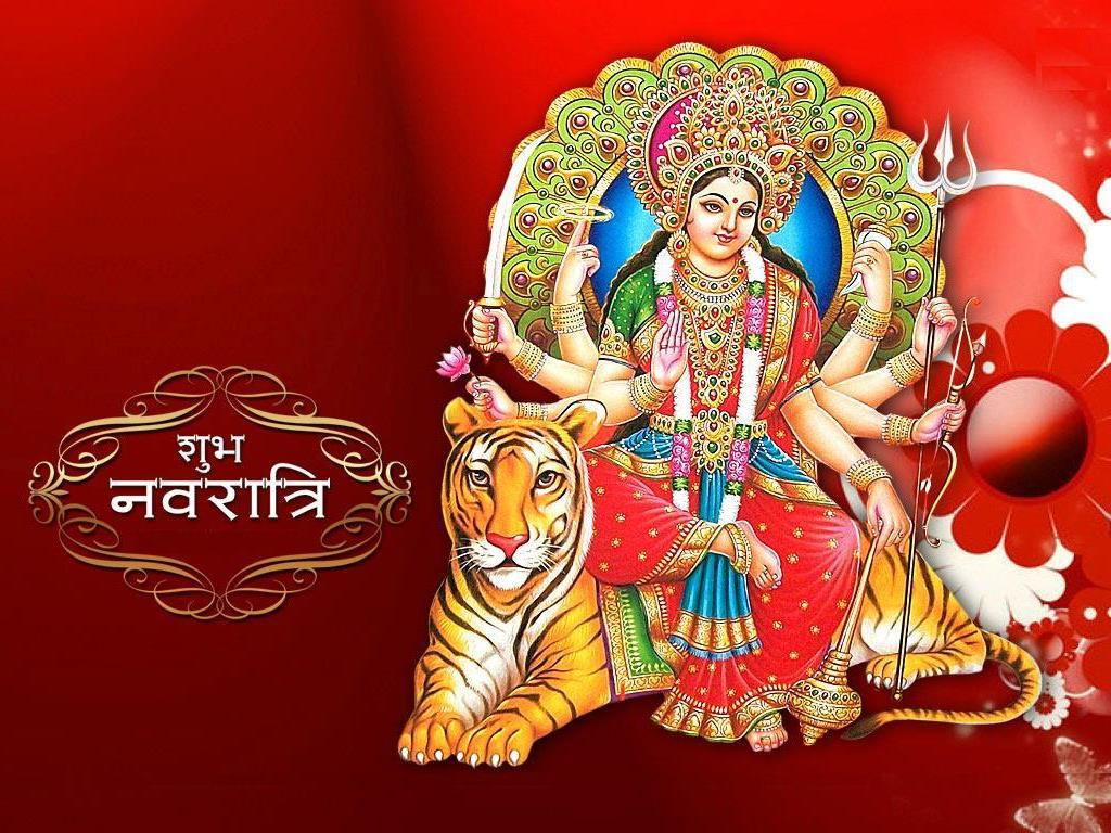 Wallpaper download mata rani - Durga Ashtami Sms