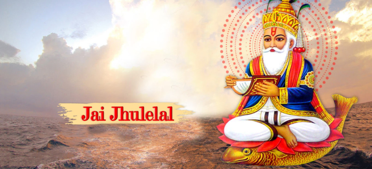 Cheti Chand Jhulelal Jayanti HD FB Facebook Covers, Greeting Cards