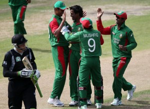 ICC Cricket World Cup 2015 New Zealand vs Bangladesh Pool A 37th Match