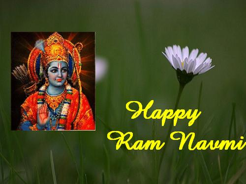 Ram Navami Fb Wallpapers