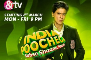 http://dekhnews.com/SRK new episode India Poochega – Sabse Shaana Kaun