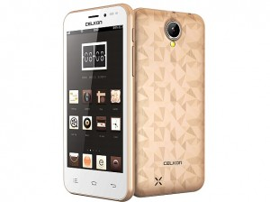 Latest Celkon Millennia Q450 Launched in india With Android 4.4.2 KitKat at Rs. 4,799