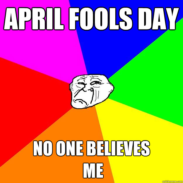 April Fools Day Whatsapp Troll