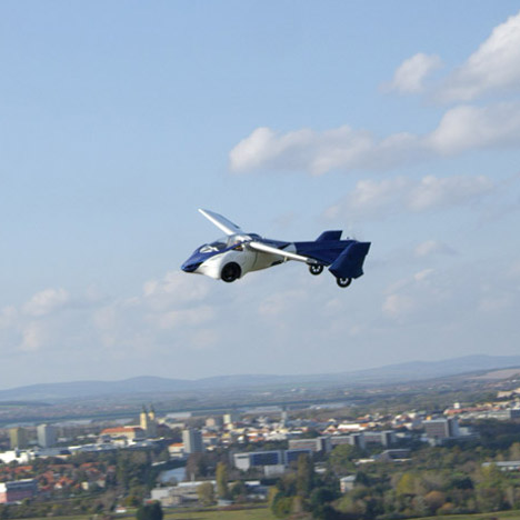 Flying car No More Dreams May Launch in 2017