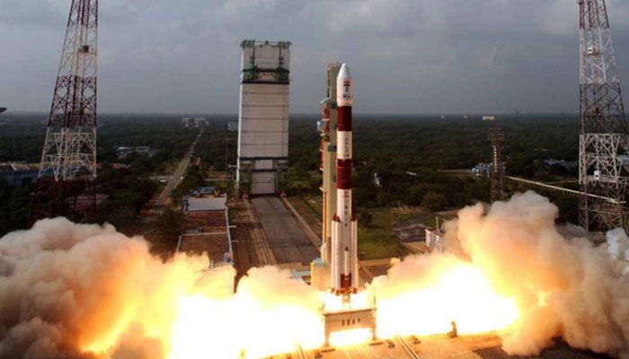 Indian Successfully launches 4th Navigational IRNSS-1D Satellite