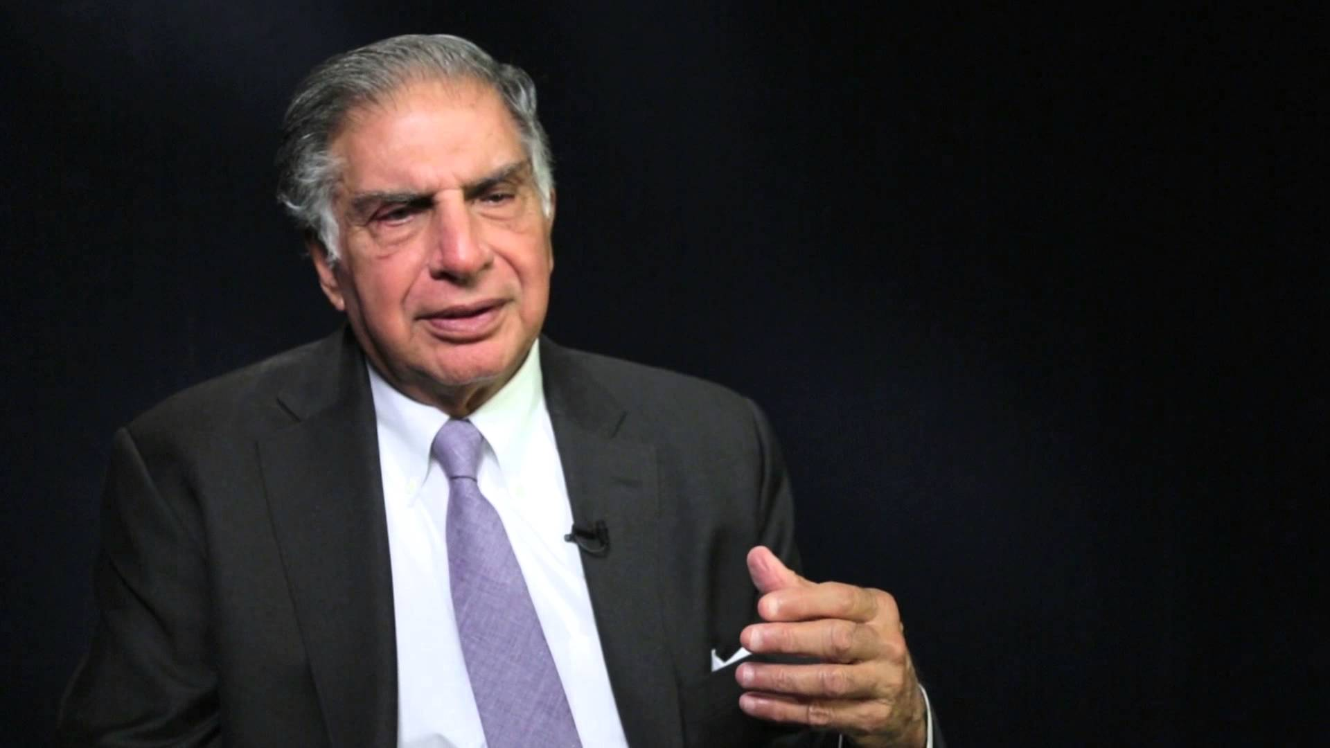 Ratan Tata to Regenerate & Rejuvenate to be Head Indian Railways