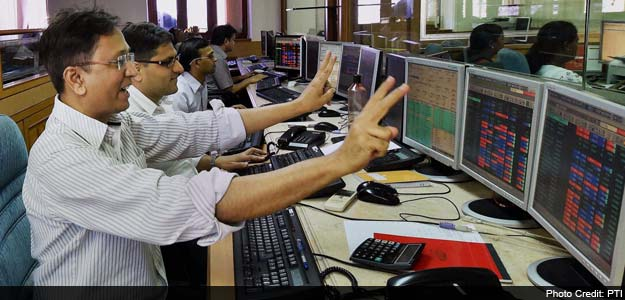 Fresh Record High On RBI Rate Cut Sensex Hits 30000 Mark And Nifty 9100