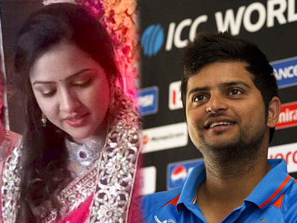 Cricketer Suresh Raina to Get Married After Worldcup Leaked News