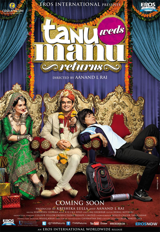 Watch Tanu Weds Manu Returns Official Teaser Hd Video Trailer