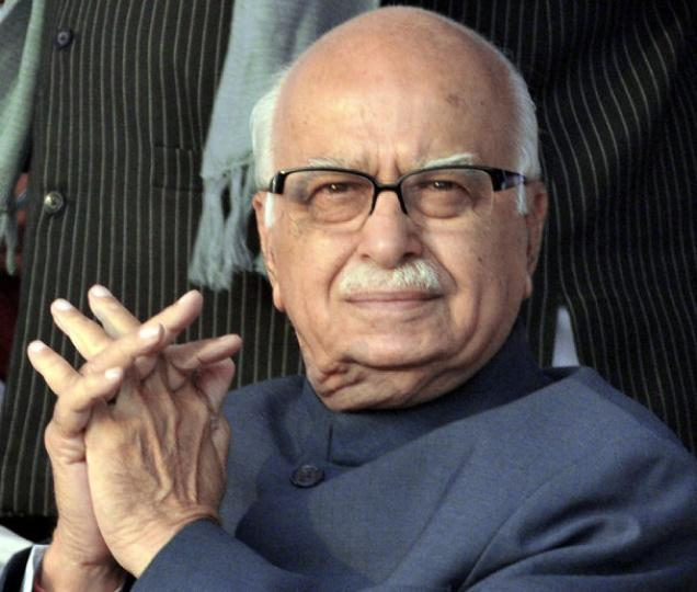 Lal Krishna Advani SC To Hear Plea Claiming CBI May Go Soft On Babri Case