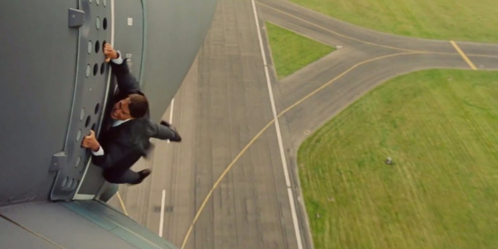 Trailer of Tom Cruise upcoming Mission Impossible Rouge Nation