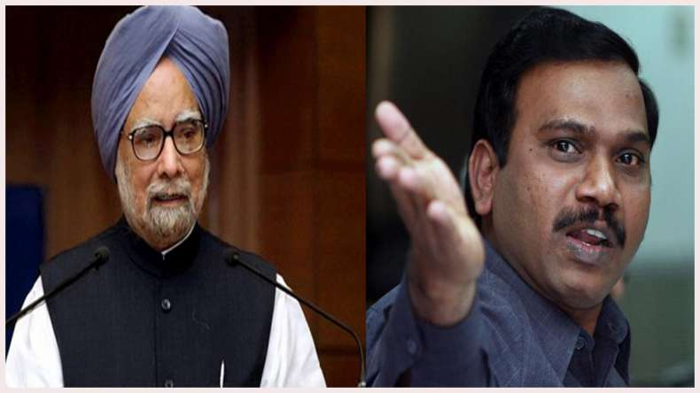 CBI Says That A Raja Misled Manmohan Singh In 2G Spectrum Scam