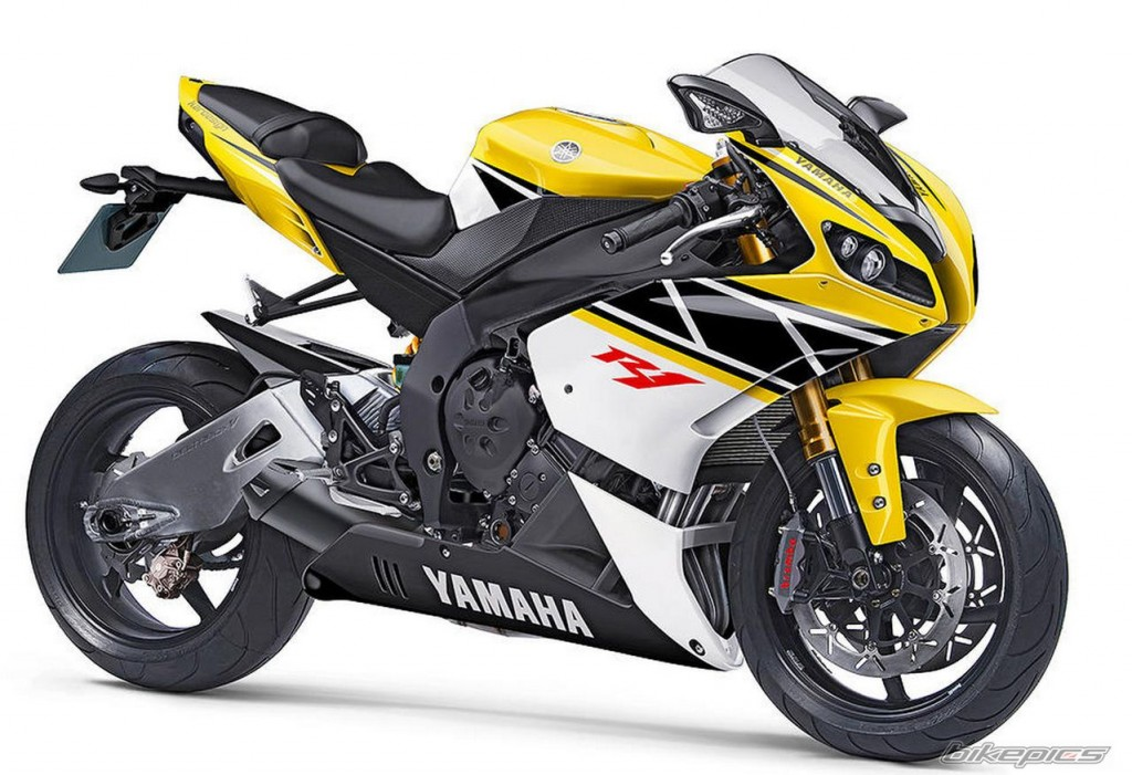 2015-YAMAHA-YZF-R1-yellow