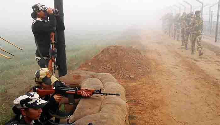 3 BSF Jawans Injured In Pakistan Firing In Punjab