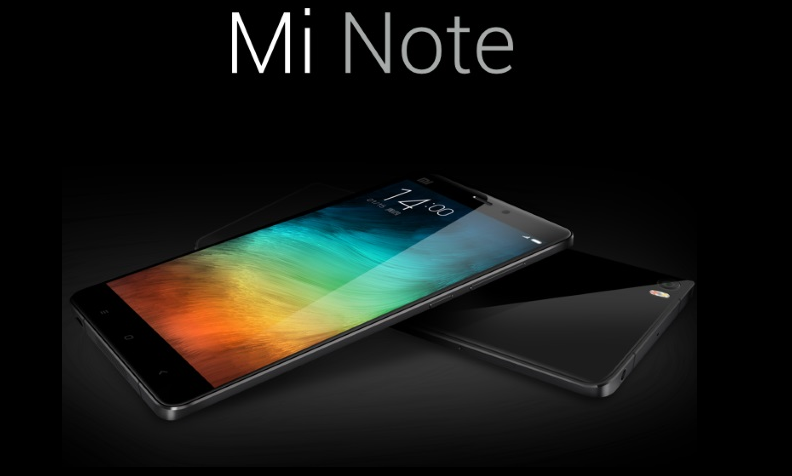 Latest Xiaomi MI Note Black Special Edition Specs Features