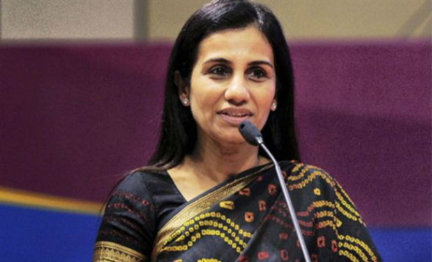 Chanda Kochhar: The World's 100 Most Influential People ICICI Bank List
