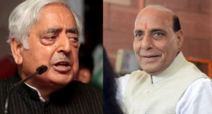 J-K CM Mufti Mohammed Sayeed To Rajnath : No separate Jumbles for settlement of Kashmiri Pandits