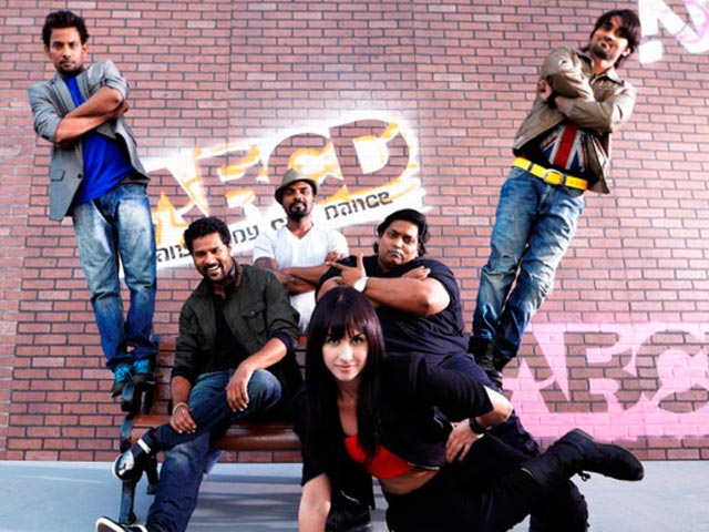 ABCD 2 Theatrical trailer
