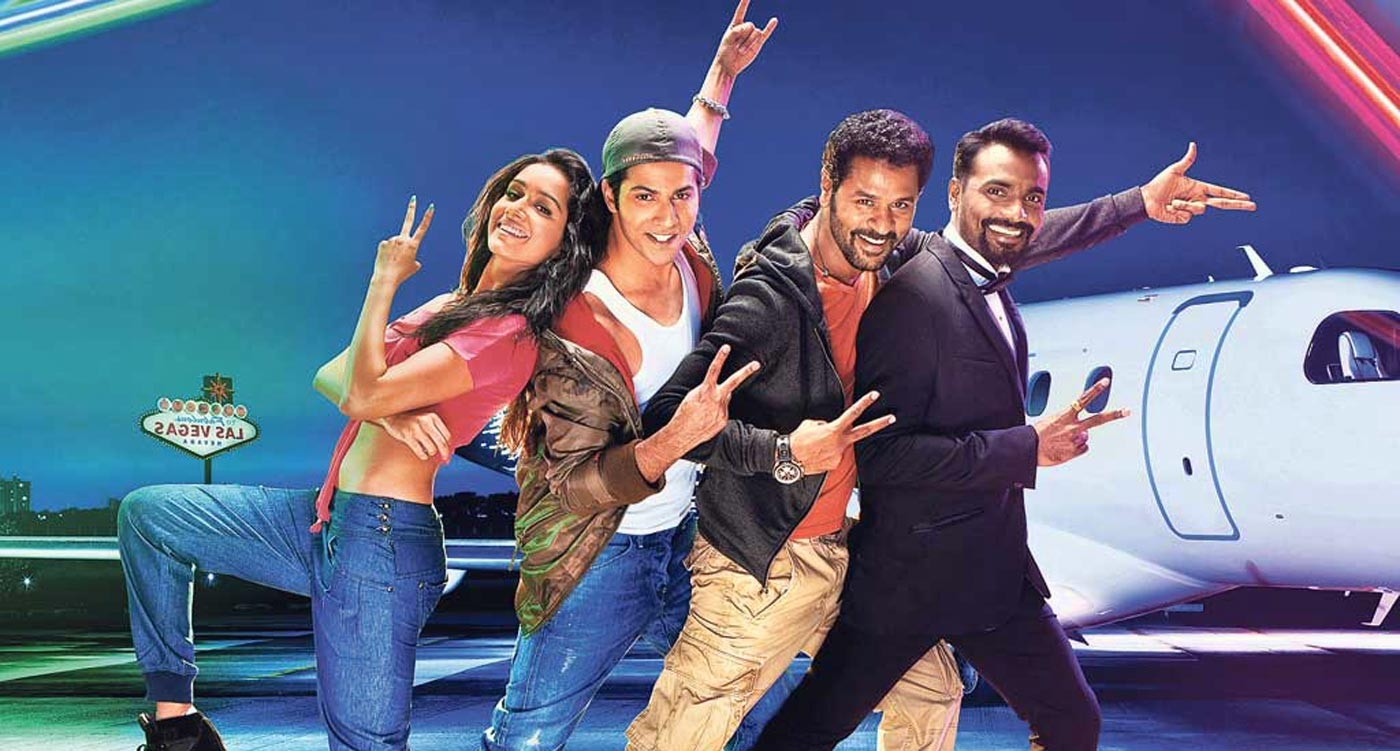 shraddha kapoor, varun dhavn, prabhu deva, Remo D'Souza, 100 crores club, bollywood movie
