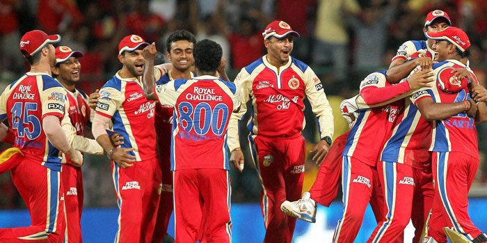 IPL 8 Royal Challenger Banglore RCB Team Squad Players List Captain 2015