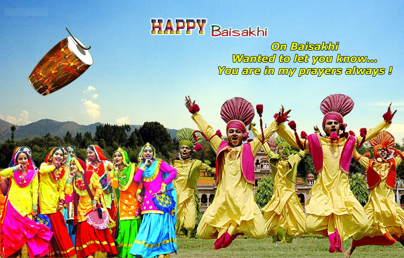 Happy Vaisakhi 2015