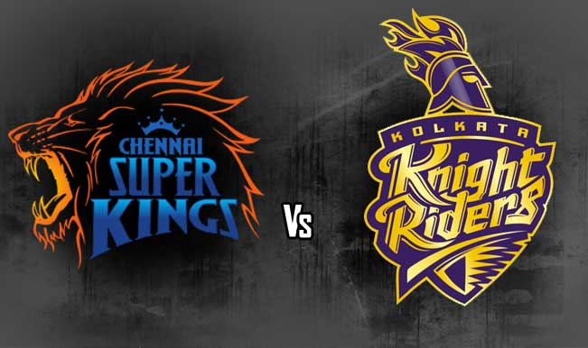 CSK vs KKR match 28