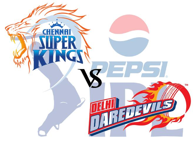CSk vs DD match 2