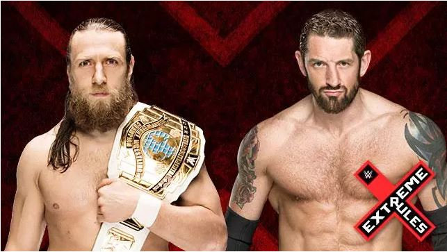 Daniel Bryan vs. Bad News Barrett (Intercontinental Championship)