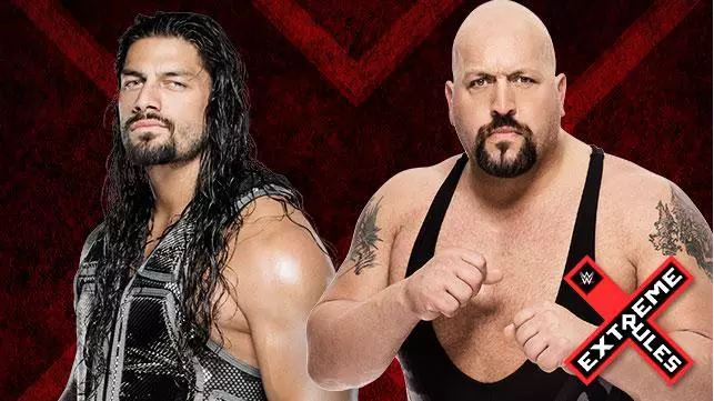 Roman Reigns vs. Big Show (Last Man Standing)
