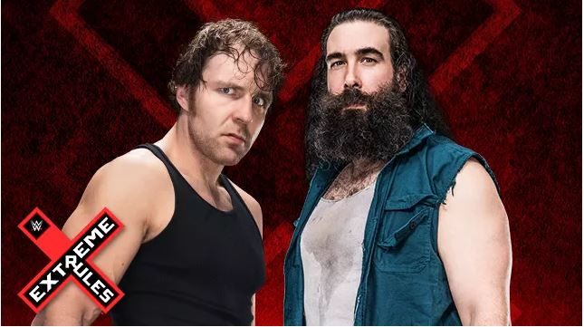 Dean Ambrose vs. Luke Harper (Chicago Street Fight)
