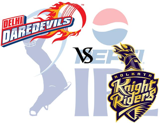 DD vs KKR match 17