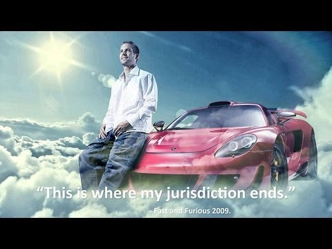 Fast And Furious 7 Tribute