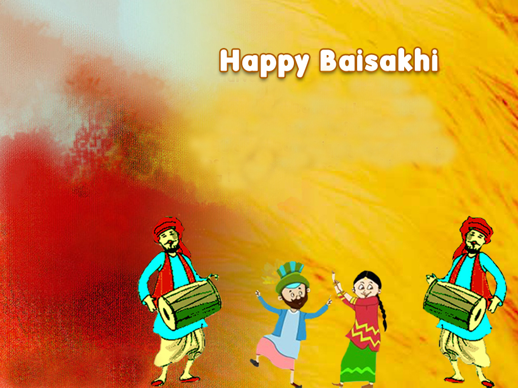 Happy-Baisakhi-Wishes-With-Dance