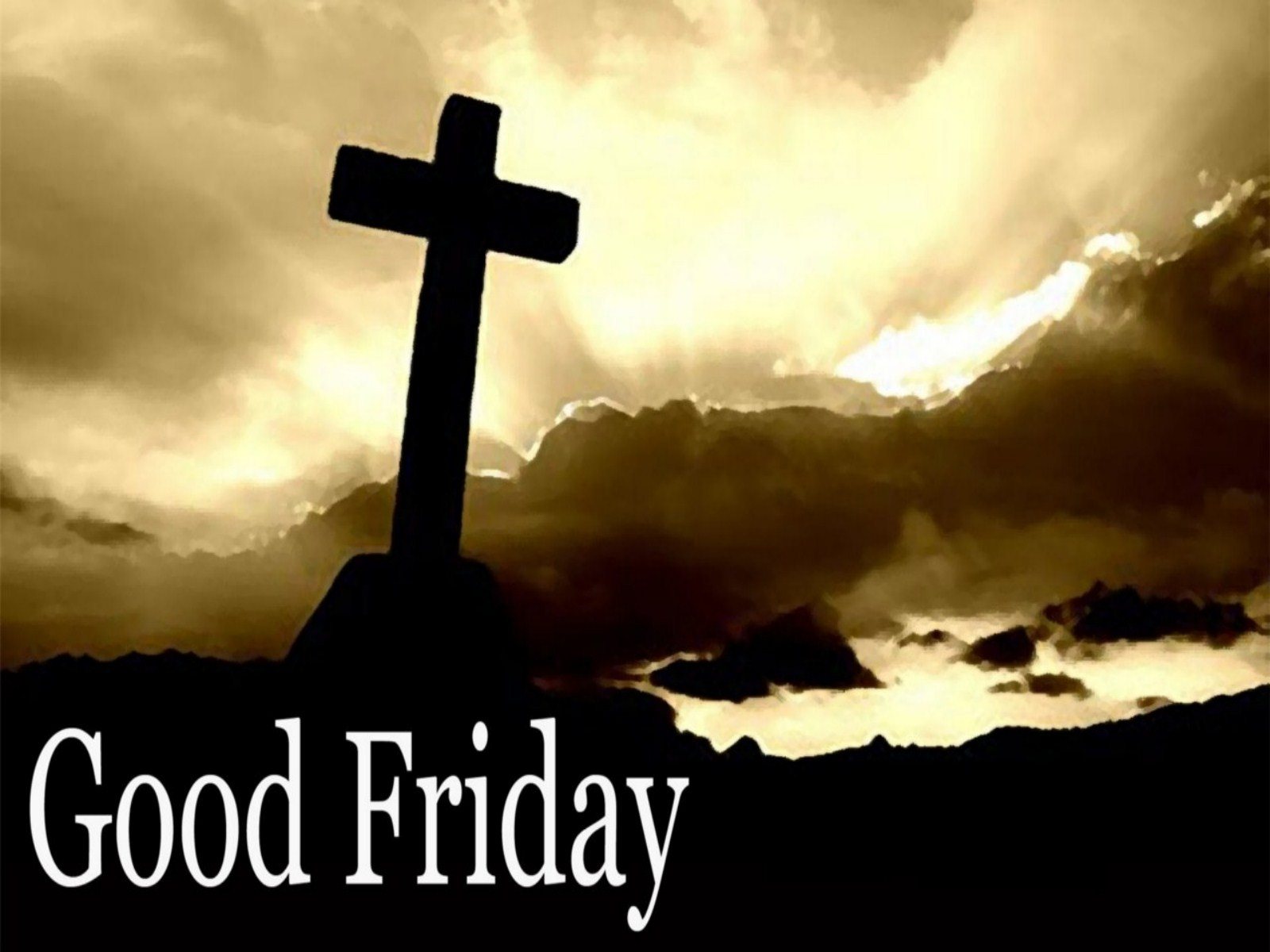 Good Friday Quotes Sayings Wishes Messages Status 2015