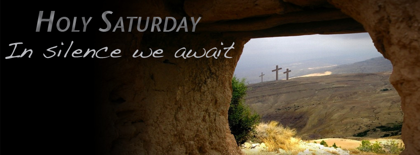 Holy Saturday 2015