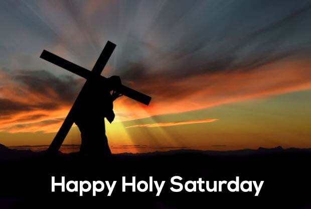 Holy Saturday pics