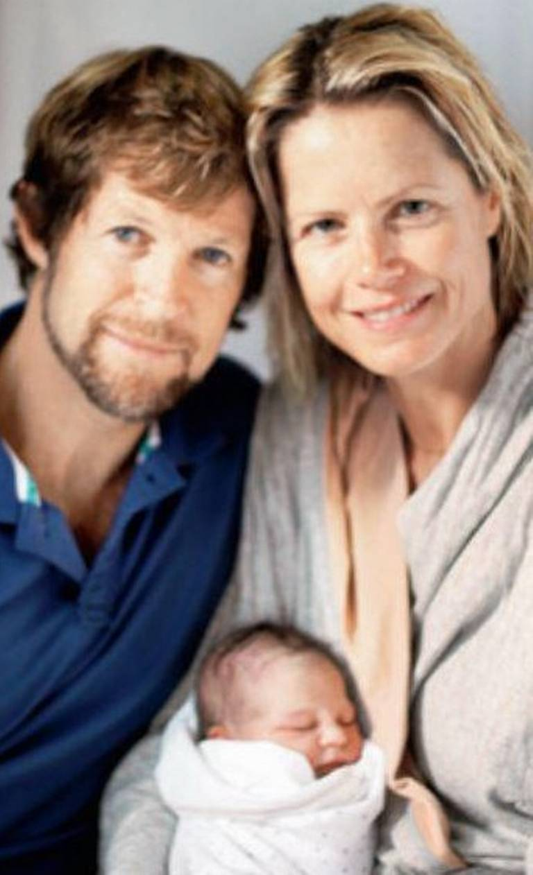 Jonty Rhodes Keeps His New Born Daughter Name India