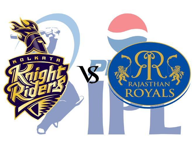 KKR vs RR match 25