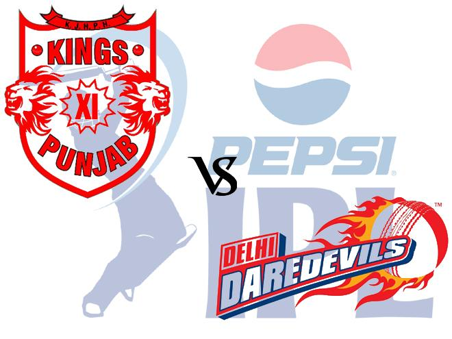 KXIP vs DD match 10