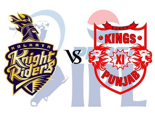 KXIP vs KKR match 14