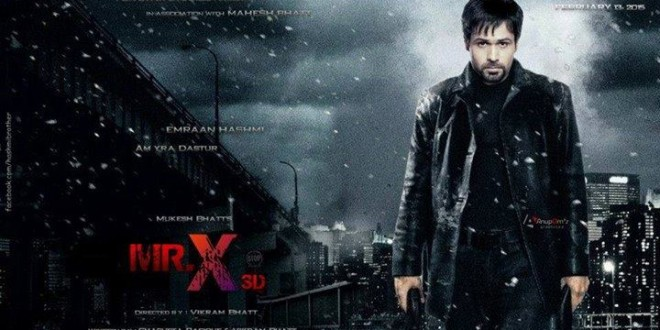 Mr. X Movie Reviews Rating Emraan Hashmi Business Report