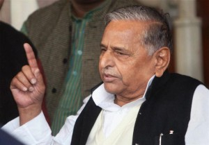 Mulayam Singh Is A New Chief Of Six Unite Of Janata Parivar
